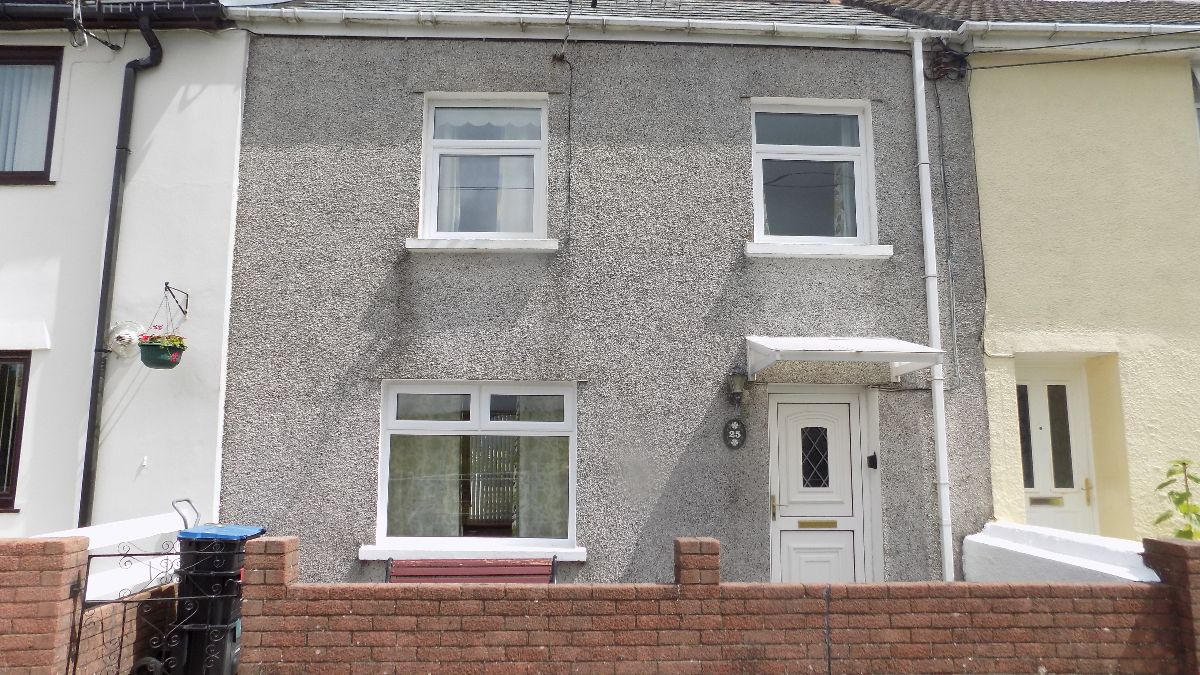 Prince Street, Nantyglo, Ebbw Vale, Gwent. NP23 4AX.