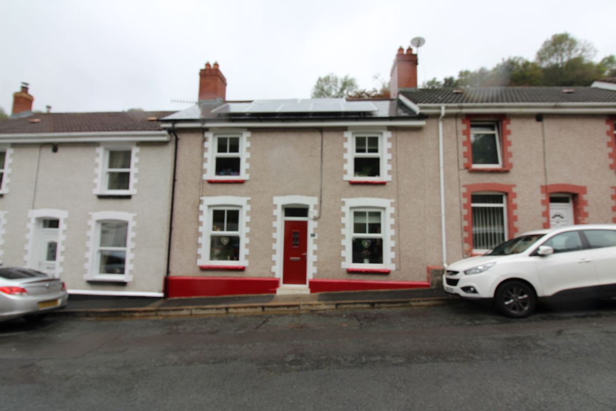 Hafodarthen Road, Llanhilleth, Abertillery