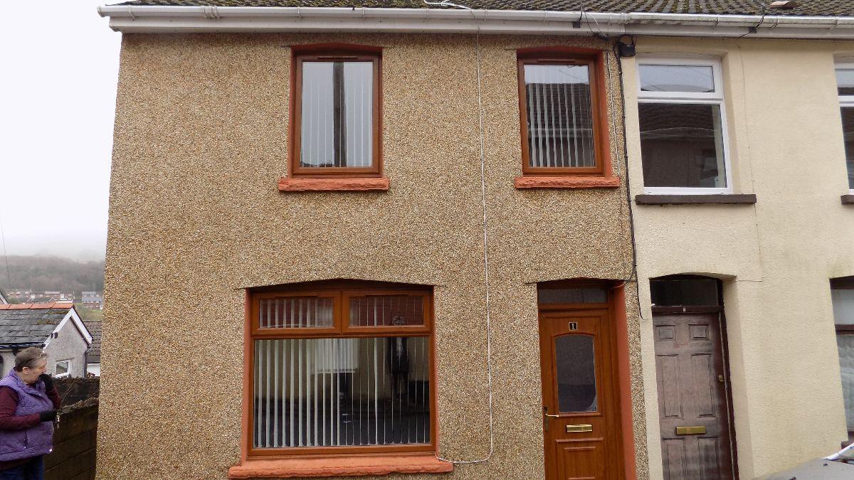 Norman Street, Abertillery. NP13 1PS
