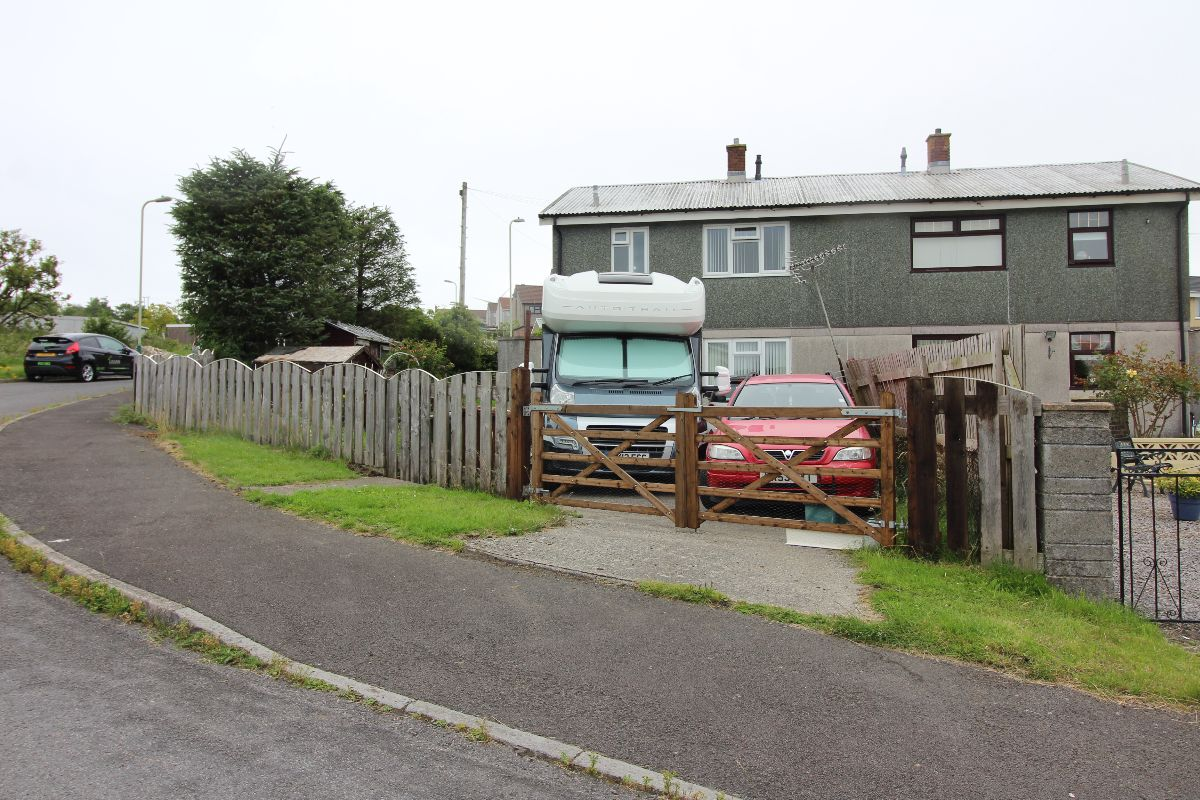 Aneurin Terrace, Rhymney, Tredegar