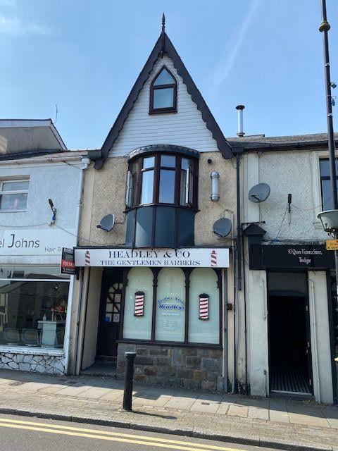 Business opportunity – Queen Victoria Street, Tredegar(Shop)
