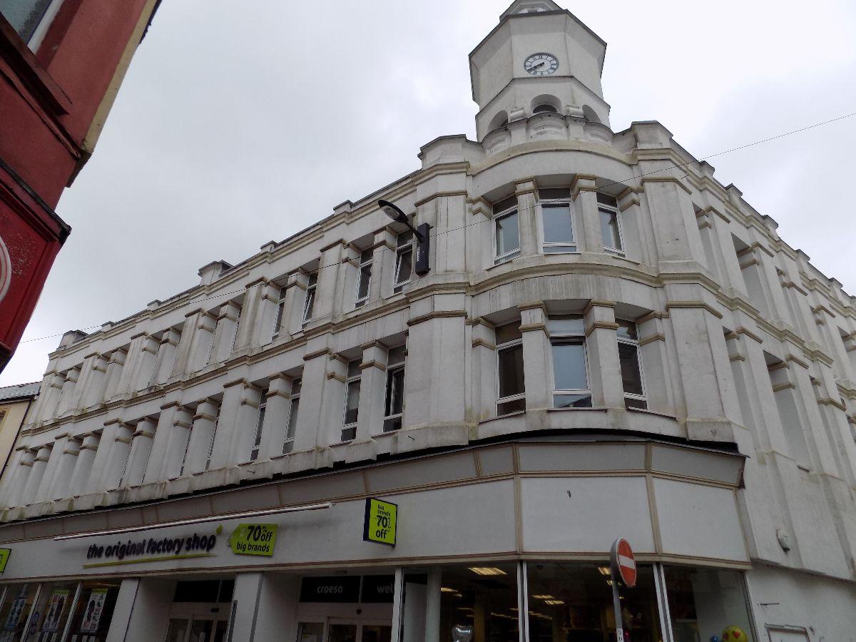 Bonmarche House, Commercial Street, Abertillery