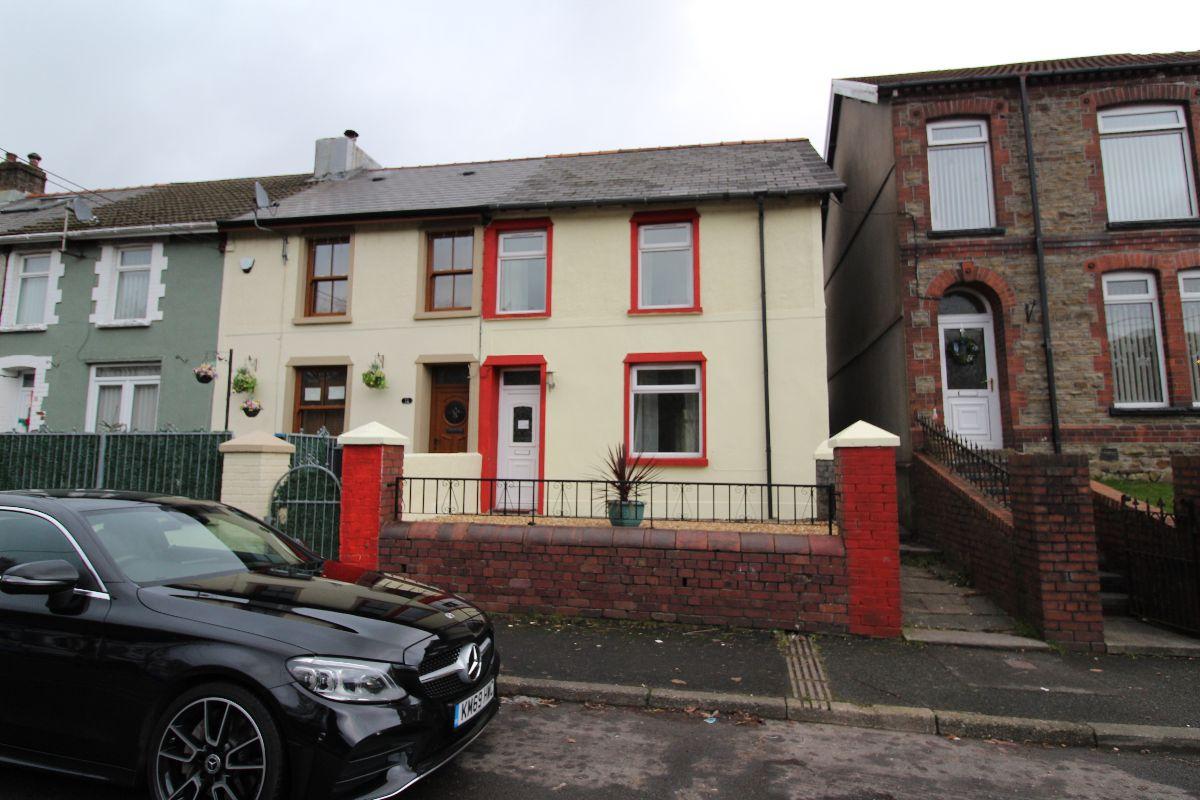 Dyffryn Road, Waunlwyd, Ebbw Vale, Blaenau Gwent. NP23 6UA