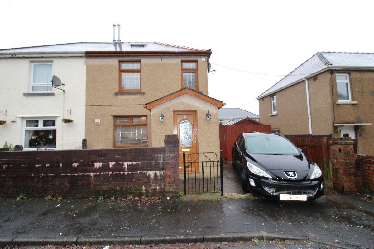Glanffrwd Avenue, Ebbw Vale