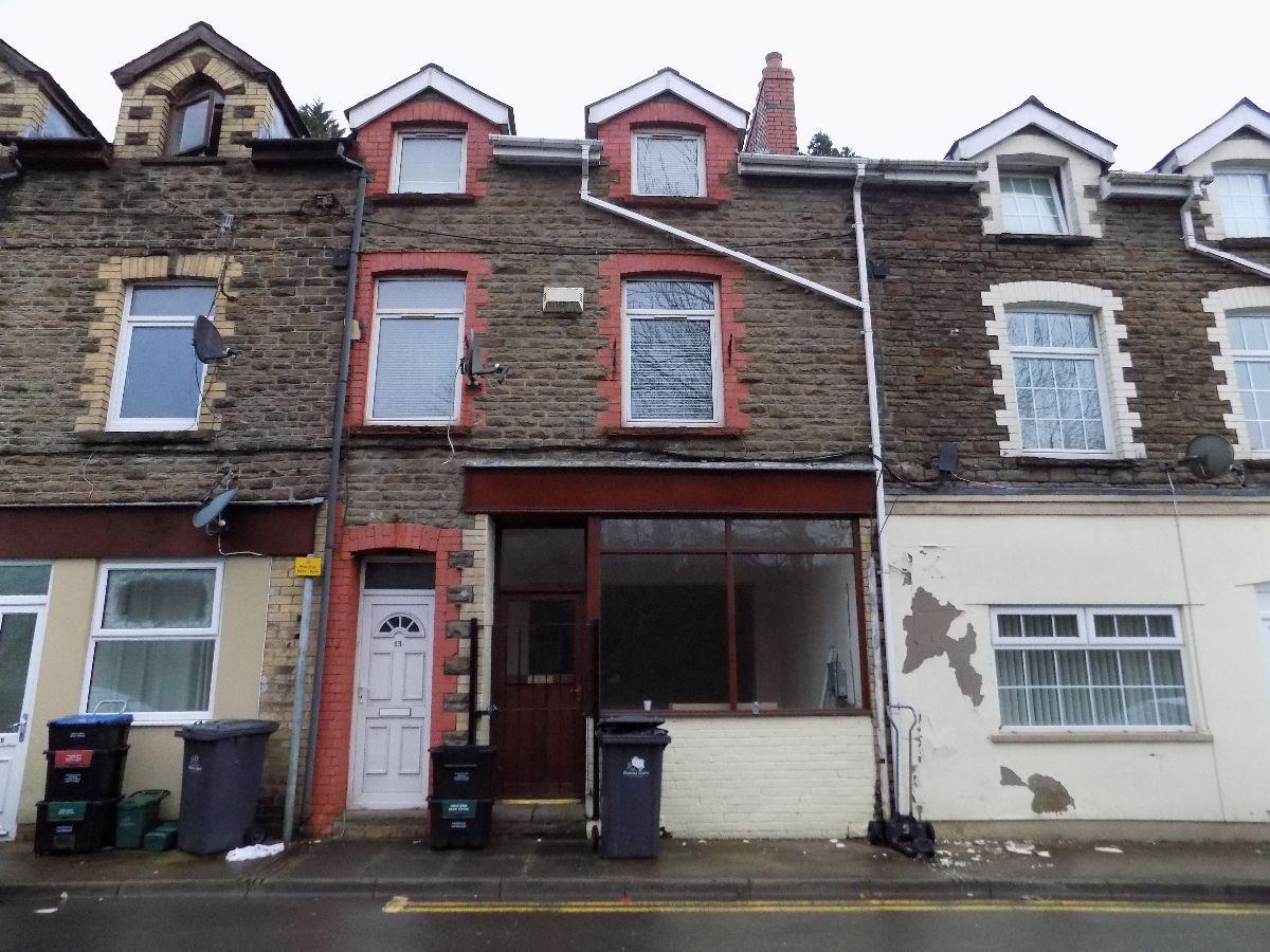 High Street, Llanhilleth, Abertillery