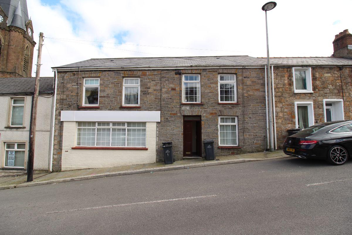 Spencer Street & Heol Y Mwyn, Ebbw Vale