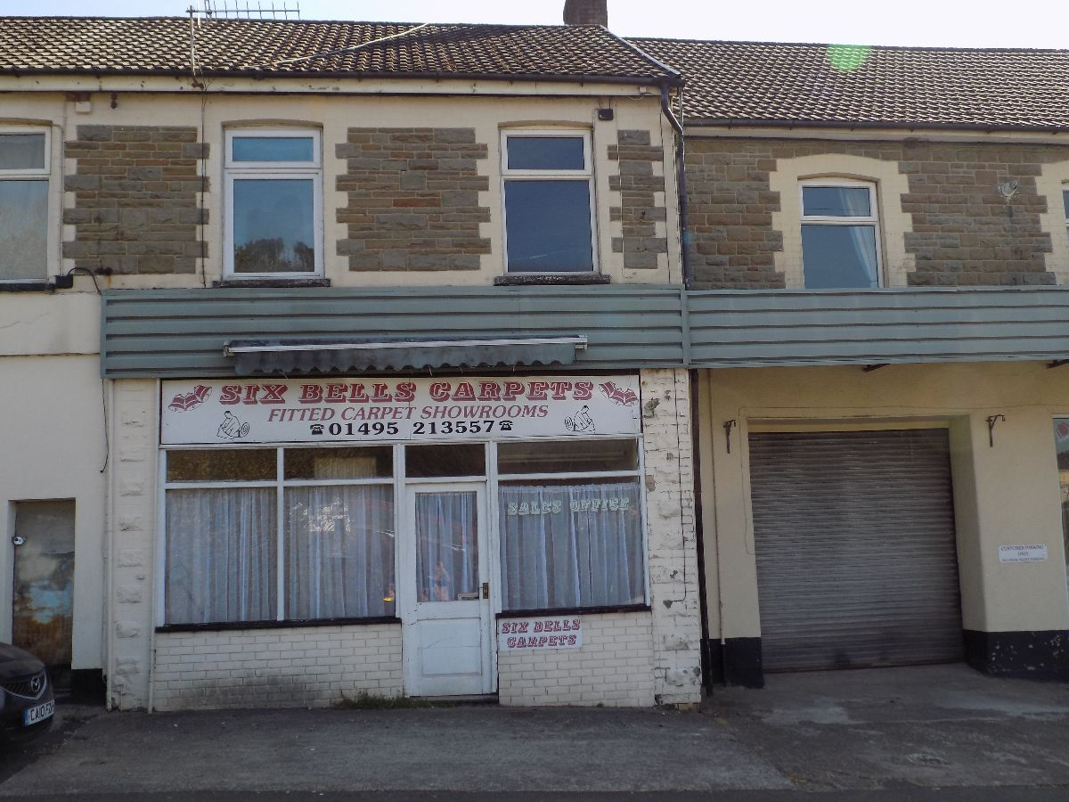 Alexandra Road, Six Bells, Abertillery