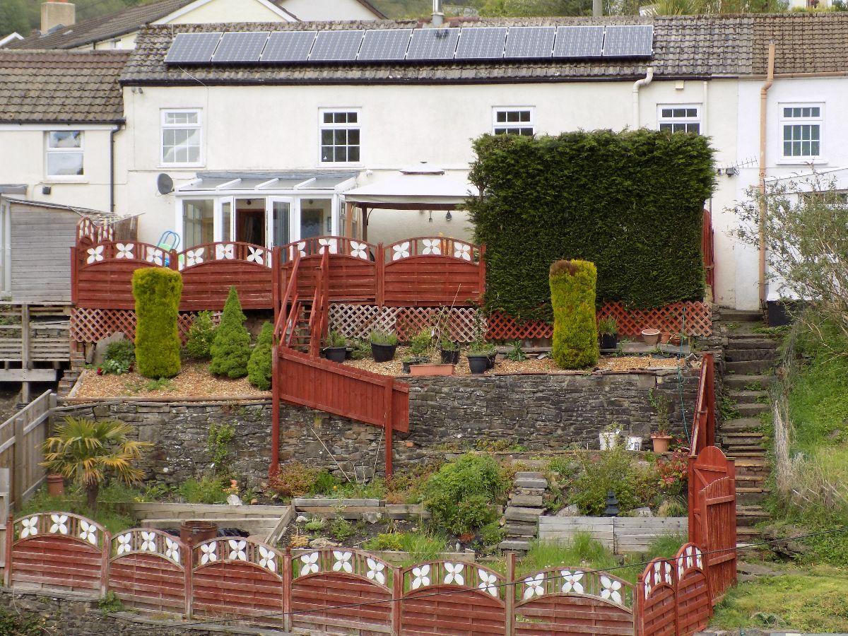 Bryn Terrace, Six Bells, Abertillery. NP13 2QQ.