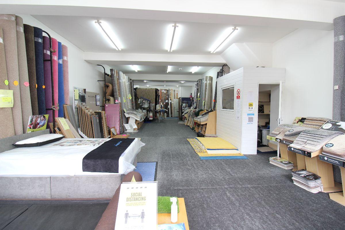 Just Carpets,  Queen Victoria Street, Tredegar