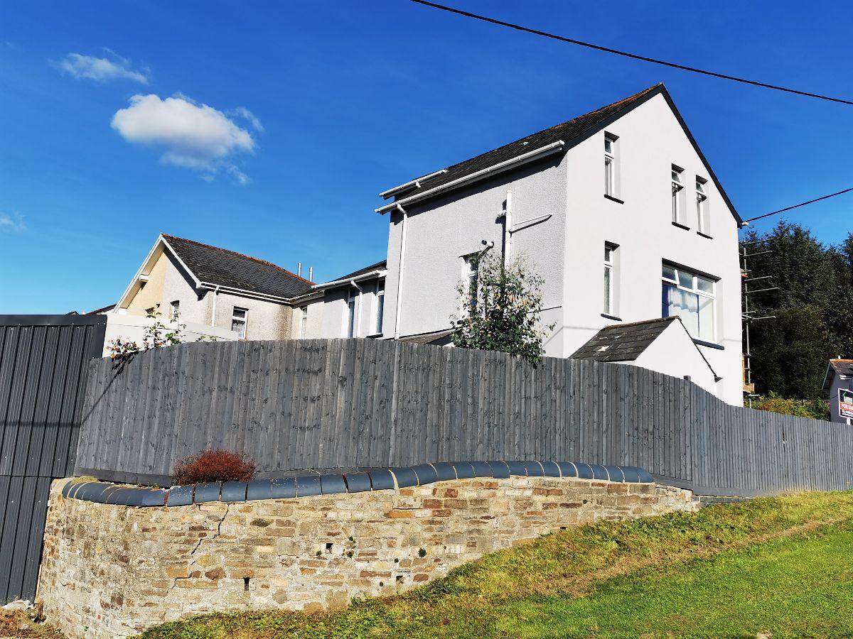 Butleigh Terrace, Tredegar