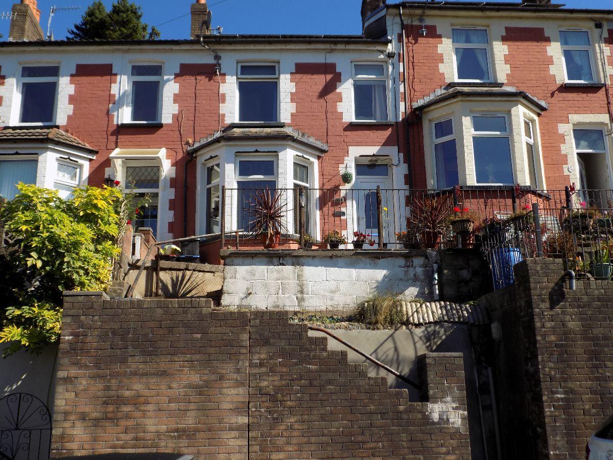 Richmond Road, Six Bells, Abertillery. NP13 2PQ.